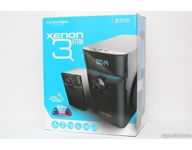 Xenon 3 BTRM Review by Jayce Ooi